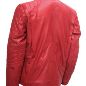 Smallville Season 10 Superman Leather Jacket