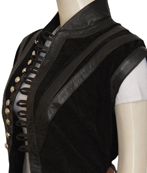 The Witcher 3 Yennefer Wild Hunt Vest Jacket