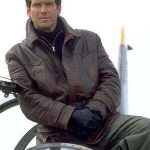 James Bond Tomorrow Never Dies Jacket