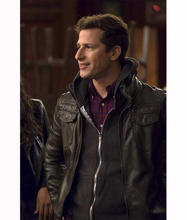 Detective Jake Peralta Brooklyn Nine-Nine Bomber Jacket