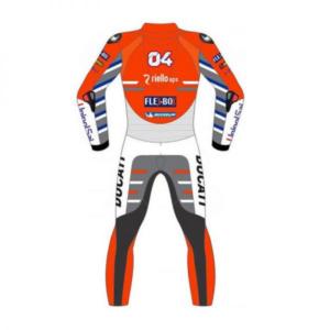 Andrea Dovizioso Motorcycle Ducati MotoGP Leather Suit