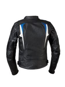 BMW black Racing Motorbike Leather Jacket