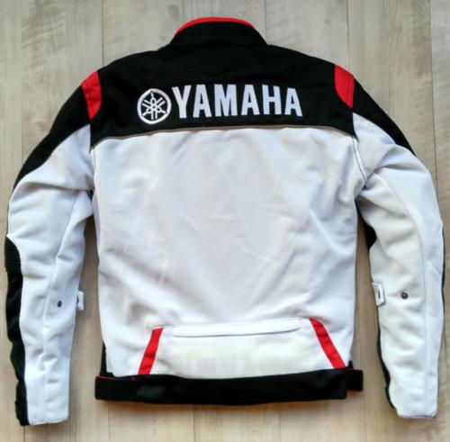 Classic Speed Block Yamaha Motorcycle Jacket