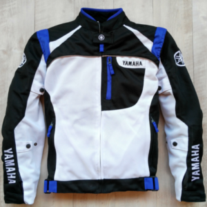 Classic Speed Block Yamaha Motorcycle Jacket