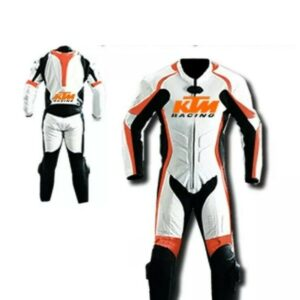 KTM Motorcycle Leather Suit