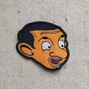 Mr.bean iron On Patch
