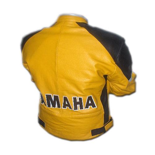 Yamaha Motorbike Leather Jacket