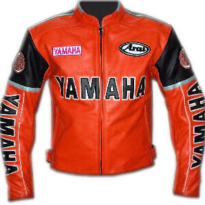 Yamaha Motorcycle Racing Jacket