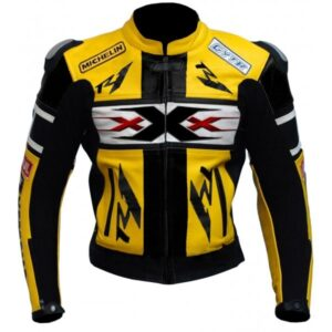 Yamaha R1 Xxx Genuine Racing Motorcycle Jacket