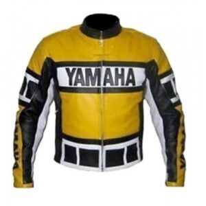 Yamaha Racing Motorcycle Jacket