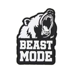 beast Mode Bear patch