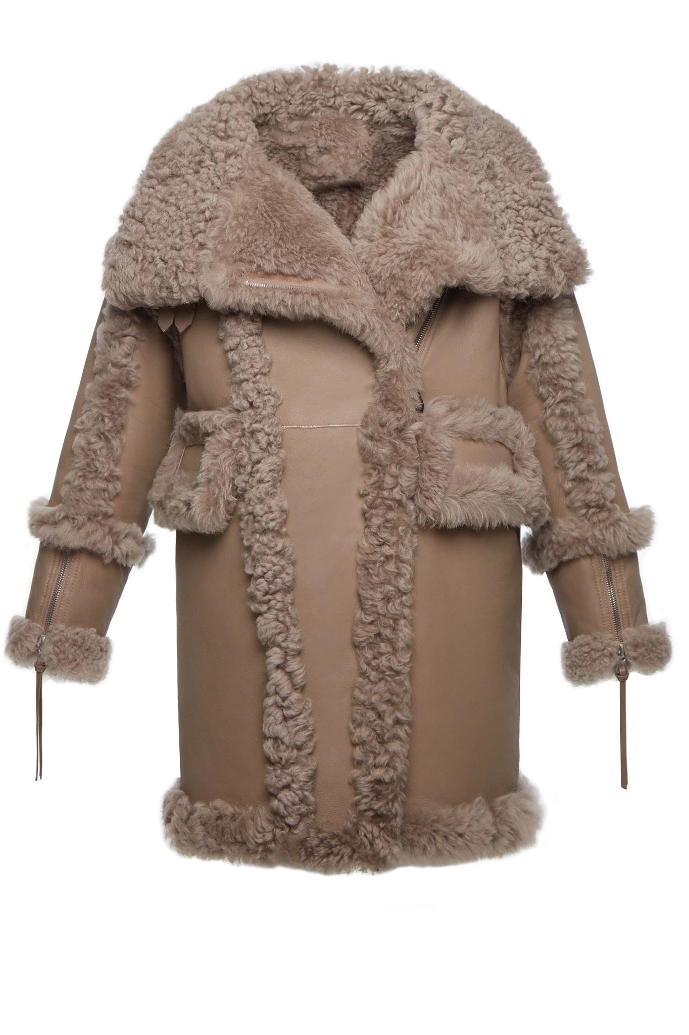beige-shearling-fur-leather-jacket