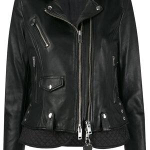 black-sheepskin-padded-biker-jacket