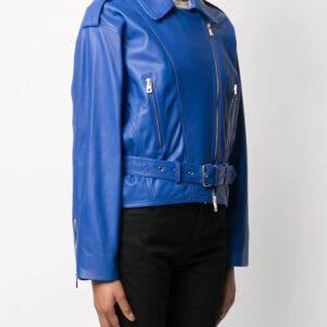 blue-leather-zipped-biker-jacket
