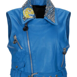 blue-studded-leather-biker-jacket