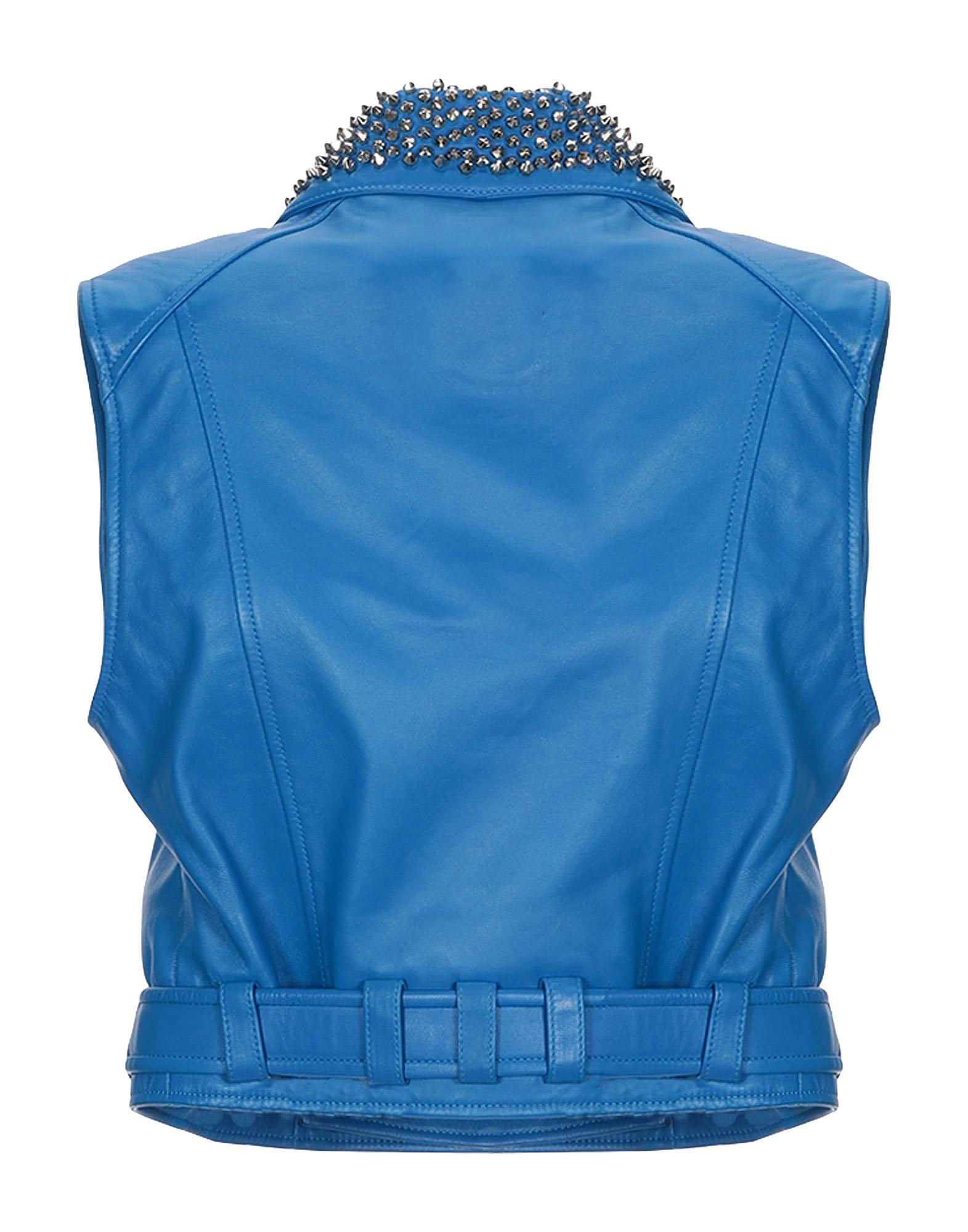 blue-studded-leather-biker-jacket