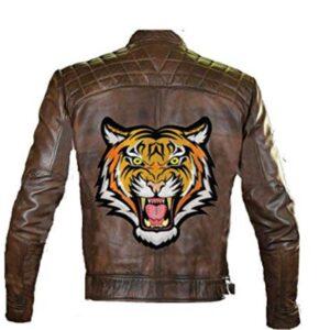 brown-cafe-racer-leather-tiger-biker-jacket