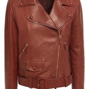 fringe-trim-leather-biker-jacket