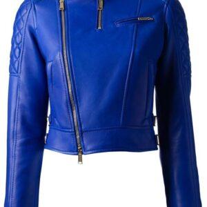 handmade-blue-cropped-leather-jacket