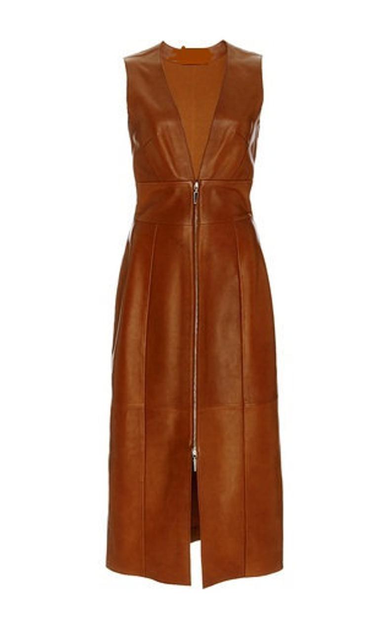 handmade-brown-genuine-lambskin-leather-coat
