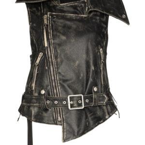 vintage-look-biker-gilet-leather-vest