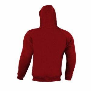 Red-Motorcycle-Hooded-Jacket-with-safety-pad