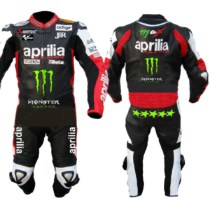 aprilia-black-monster-racing-motorcycle-leather-suit-with-safety-pads