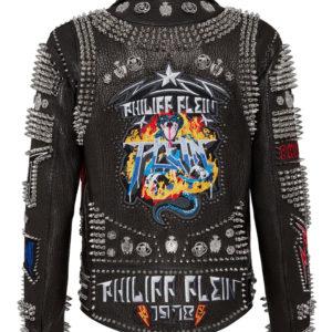 biker-rock-studded-and-embroidered-leather-jacket back