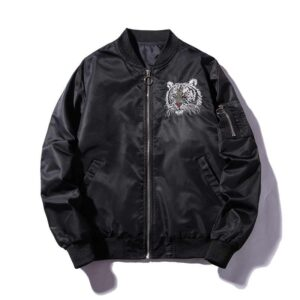 black-bomber-jacket-with-silver-tiger-pilot-embroidery
