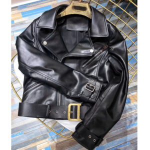 black-genuine-lambskin-leather-garment-belted-jacket