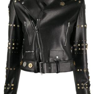 black-lambskin-stud-embellished-biker-jacket