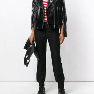 black-leather-oversized-biker-jacket