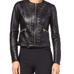 black-leather-studded-biker-jacket