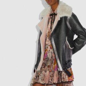 black-oversized-shearling-aviator-fur-jacket