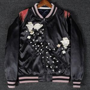 black-reversible-phoenix-sukajan-souvenir-japanese-pattern-embroidery-jacket