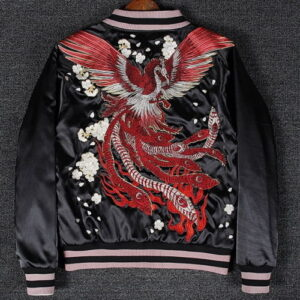 black-reversible-phoenix-sukajan-souvenir-japanese-pattern-embroidery-jacket