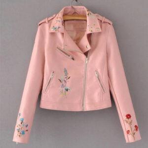 botanical-faux-embroidered-zipper-detail-biker-jacket