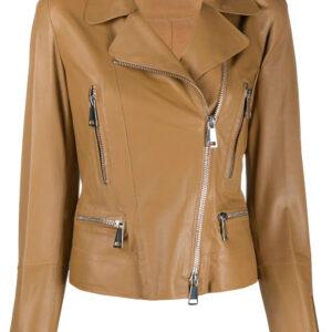 camel-lambskin-metro-glove-zipped-biker-jacket