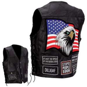 diamond-plate-rock-design-genuine-buffalo-leather-concealed-carry-vest-with-patches