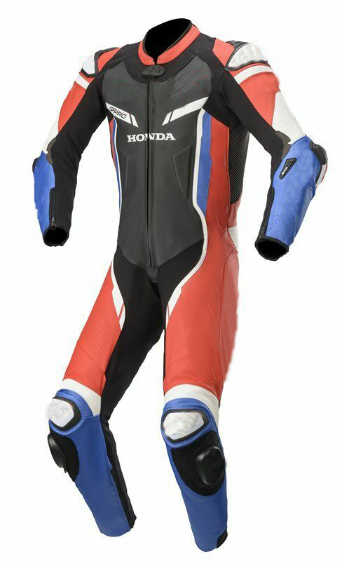 honda-red-and-blue-sports-motorcycle-suit