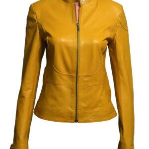 ninja-turtles-megan-fox-yellow-leather-jacket