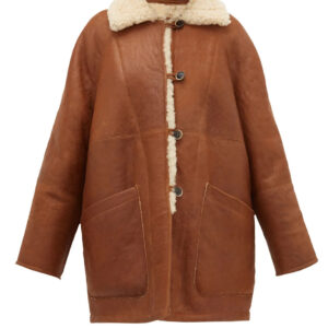 oversized-tan-brown-shearling-fur-coat