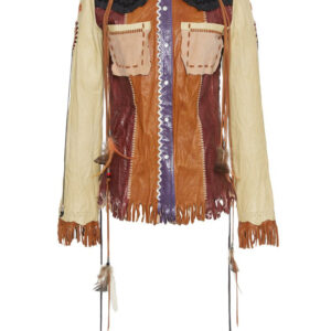 patchwork-fringe-leather-jacket