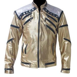 rare-michael-jackson-mj-golden-beat-it-jacket-punk-motorcycle-style