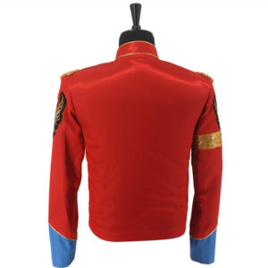 rare-mj-michael-jackson-red-retro-england-military-costume-jacket-punk-show