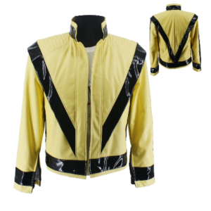 rare-mj-michael-jackson-thriller-night-light-yellow-open-pu-classic-cosplay-jacket-on-concert-perfromance