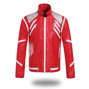 rare-punk-rock-motorcycle-classic-mj-michael-jackson-costume-beat-it-red-jacket-with-white-zipper-jacket