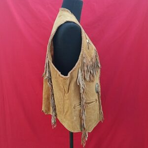 scully-western-tan-leather-fringe-vest-with-conchos-beads