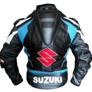 suzuki-gsxr-black-and-blue-racing-motorcycle-leather-jacket-with-safety-pads