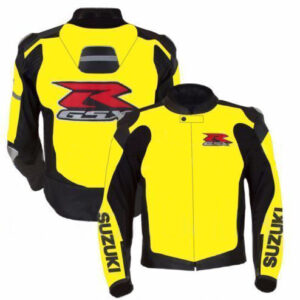 suzuki-gsxr-yellow-racing-motorcycle-leather-jacket-with-safety-pads